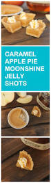 check out caramel apple pie moonshine jello shots it u0027s so easy to