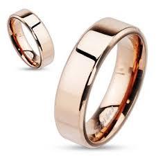 verlobungsring gr e ring edelstahl hochzeitsring verlobungsring gold look