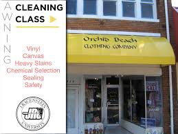 Cleaning Awnings Jrc University Presents Awning Cleaning Class On 11 29 17 Tickets