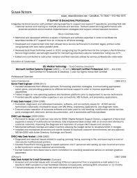 Help Desk Specialist Resume Cover Letter Technical Support Specialist Resume Technical Support