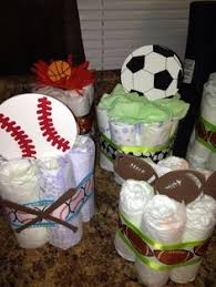 Sports Baby Shower Centerpieces by Sports Themed Baby Shower Centerpiece Made By V U0027ashley Joyner