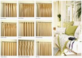 different curtain styles different types of curtains best of a guide to styles of curtain