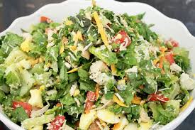 Light Foods To Eat Smoked Chopped Chicken Salad