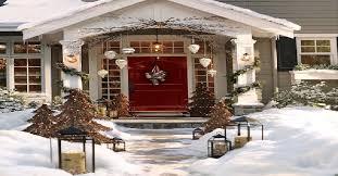 Front Door Decoration Ideas Christmas Front Door Decorating Ideas