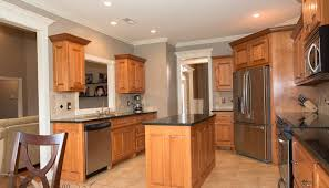 kitchen paint colors with maple cabinets of best kitchen paint