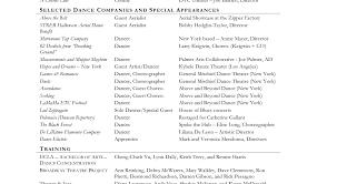 theatre resume musical theatre resume exles exles of resumes