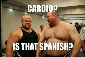cardio gains memes gains best of the funny meme