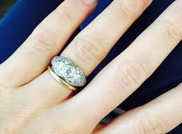 chagne engagement ring would you upgrade your engagement ring