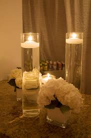 Vases With Floating Candles Catering And Events U2014 Devour