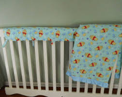 Winnie The Pooh Nursery Bedding Sets Winnie The Pooh Crib Bedding Etsy