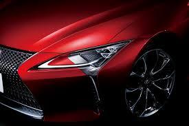 xe lexus lf lc lexus lc 2017 có giá bán từ 113 465 usd