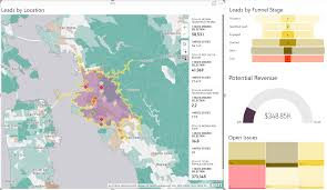 Age Of Consent Map Arcgis Maps For Power Bi Is Now Generally Available On Powerbi Com
