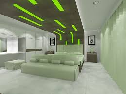 Green Color Bedrooms - Home colour design
