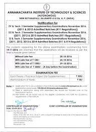 annamacharya institute of technology u0026 sciences rajampet