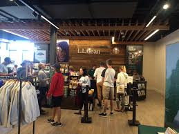 l l bean launches first cape location