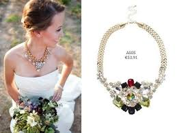 gaudy earrings how to wear a statement necklace quora