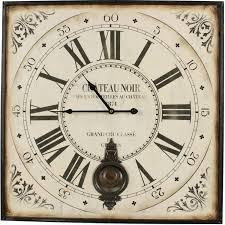 marvelous grosse horloge murale annne galerie et grande horloge
