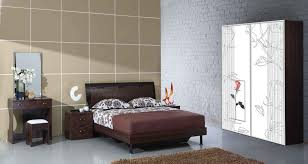 simple bed room wall decoration shoise com