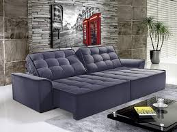 conheça as principais tendências para o sofá retrátil blog casa