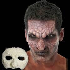 halloween prosthetic mask prosthetics mostlydead com