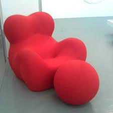 Red Armchair File