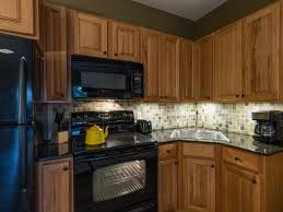 black diamond prospector square condo with kitchen fireplace
