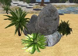 Tropical Rock Garden Second Marketplace Tropical Creations Rock Garden 2 Mod Trans