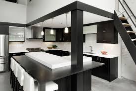 Bathroom Black And White Kitchen Decor Home Design - Home design and decor