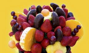 fruit flower arrangements edible fruit flower arrangements a delicious gift idea smart tips
