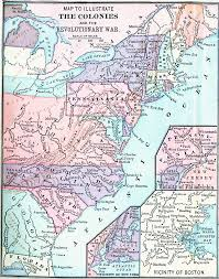 colonial america map 2685 jpg