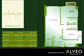 50 Sq Ft Bathroom by Sedona Parc Rfo Condominium Cebu Business Park Cebu City Alveo