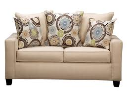 Living Room Furniture Store Los Angeles Stoked Cream Loveseat Value City Furniture Furniture And Decor
