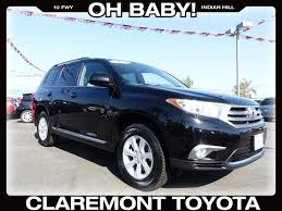 lexus santa monica preowned used toyota highlander 2013 for sale in los angeles area