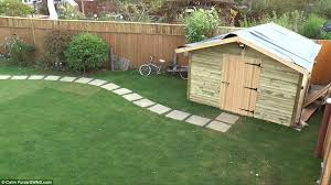 How To Make A Golf Green In Your Backyard by Colin Furze Builds Secret Bunker 10ft Under His Back Garden