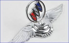 buick logo vog chrome bentley style ornament rwb