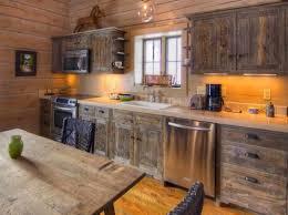 kitchen area ideas 15 rustic kitchen cabinets ideas kick away the futuristic and