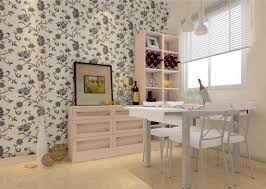 Dining Room Wallpaper by Wallpaper For Dining Room Modern Video And Photos