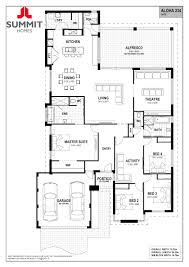 aloha 234 by summit homes from 256 400 floorplans facades