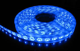 3528 smd blue led light 5 m 60 led m