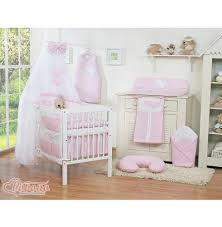 chambres bébé pas cher parure lit bébé pas cher complète vichy cœurs 12 pièces