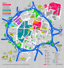 map uk coventry coventry sightseeing map