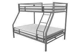 Iron Bunk Bed Dhp Furniture Novogratz Maxwell Metal Bunk Bed