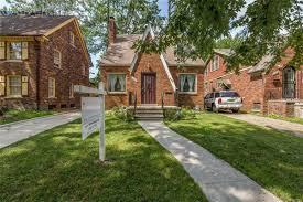 English Tudor Homes In East English Village A Brick Tudor Asks 75k Curbed Detroit