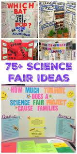 75 science fair project ideas science fair fair projects and