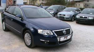 2006 vw passat variant 2 0 tdi comfortline full review start up