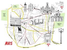 Madrid Spain Map Road Trip Adventures 5 Family Road Trip Madrid Road Trip