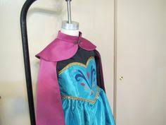 frozen elsa cape and anna cloak diy tutorial cloaks diy