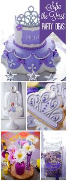 sofia the birthday ideas sofia the cake decorations birthday cake ideas