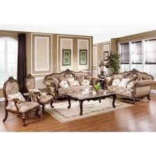 Floral Living Room Sets Youll Love Wayfair - Three piece living room set