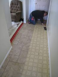 Installing Tarkett Laminate Flooring Installing A Permastone Modular Vinyl Tile Floor